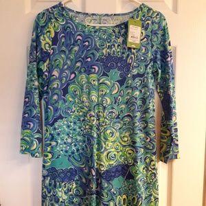 Sea Blue Lilly's Lagoon Marlowe Dress